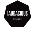 !Audacious Church  – One church in two locations, Manchester and Chester Mobile Logo