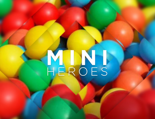 Friday 24th March 10.30am-12pm Mini Heroes