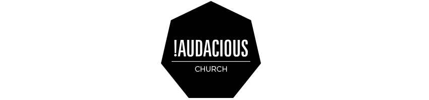 !Audacious Church  – One church in two locations, Manchester and Chester Retina Logo