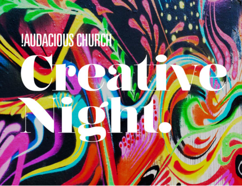 Thursday 23rd March 6.30pm-9.00pm – Creative Night
