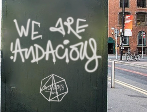 Friday 24th March 7.30pm – 9.30pm !Audacious Youth Fridays