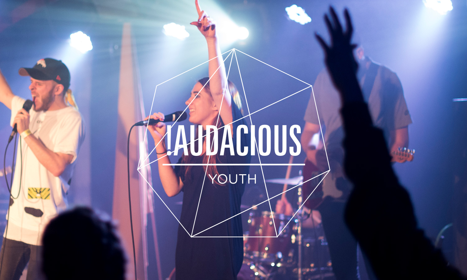 Friday 15th February – 7.30-9.30pm – !Audacious Youth – Manchester