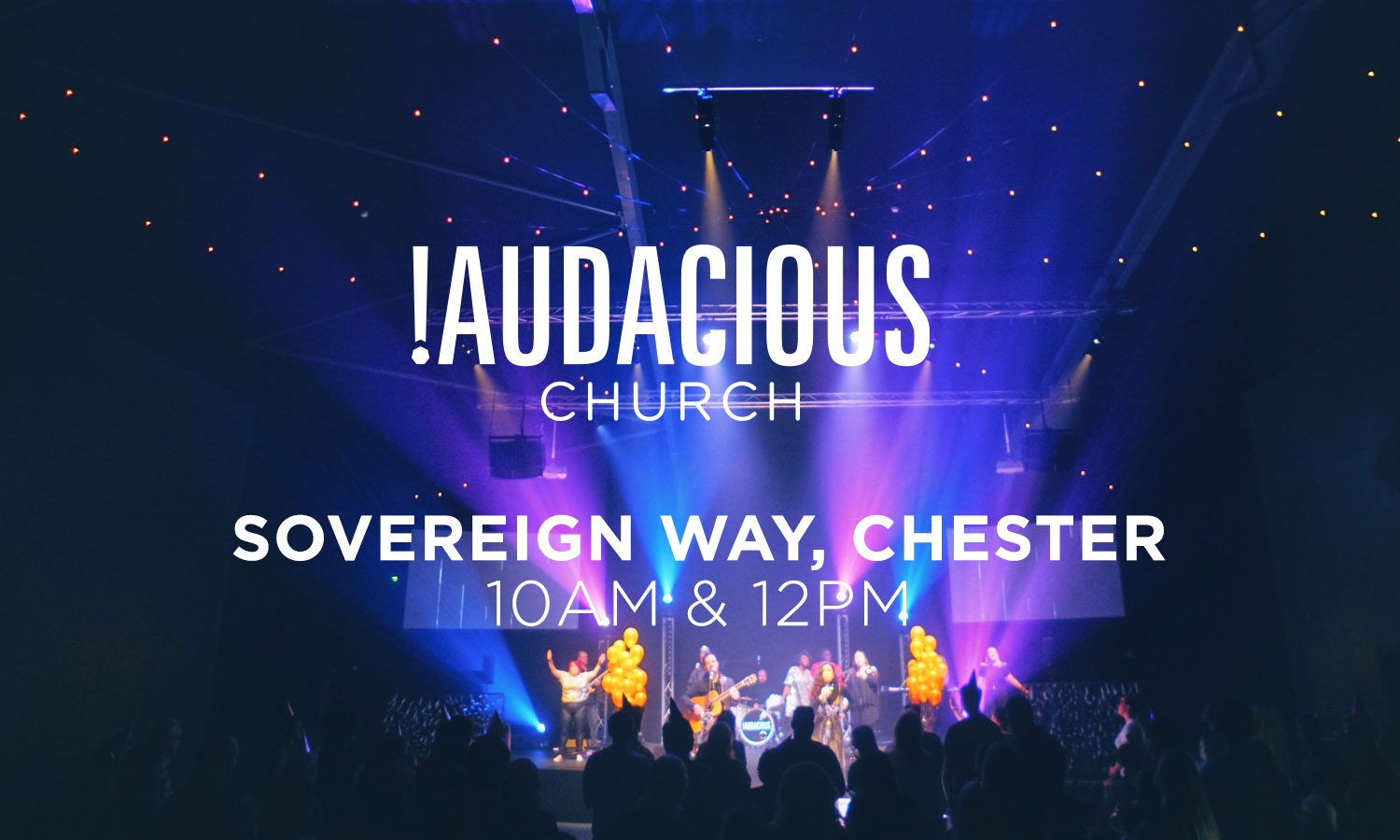 Chester – Sunday 17th February – 10am and 12pm